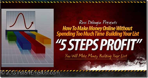 image 5 Steps To Profit Review